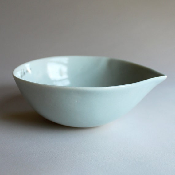 blue gourd bowl for sel de mer