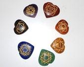 Set of Chakra Stones