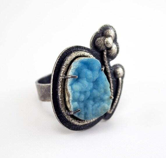 Blue Garden Ring