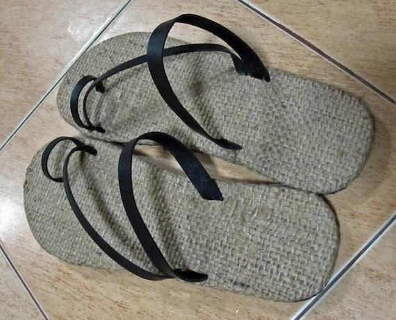 Bohemian Thai Sandals, Size 6
