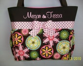CARNIVAL Bloom  Diaper Bag  ...  Tote .. ...Bottle POCKETS