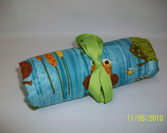 Changing pad.... Critter FROGS