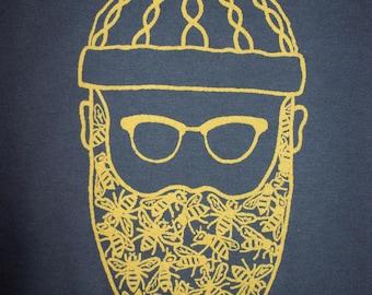 Men's - Beard of Bees t-shirt