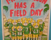 50% off clearance sale! Miss Nelson Has a Field Day, vintage children's book