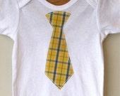 Jr. Executive Necktie Onesie