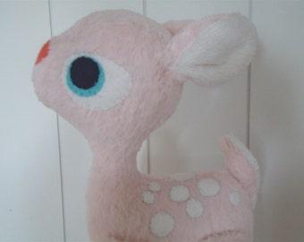 Jane Doe PDF Epattern 12 inch deer fawn doe 4U2make