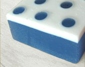 Blue Soap - one of my popular and favorite scents