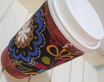 Coffee Cozie in Birds of Norway