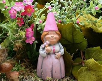 Female gnome Etsy