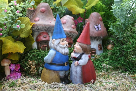 Garden Gnomes On Sale: Unavailable Listing On Etsy