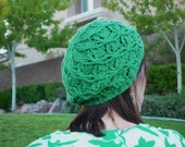 Knitting Pattern - Cuckoo - Beautiful and Trendy Hat, Perfect for all Seasons