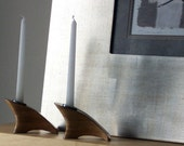 Candle Holder: Heel Modern Candle Holders