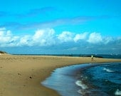 Norfolk Beach in Color -RESERVED-