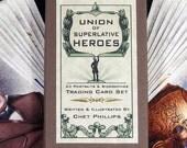 Union of Superlative Heroes Card Set