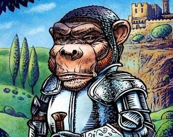 Sir Lancelot Link