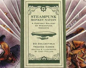 Steampunk Monkey Nation
