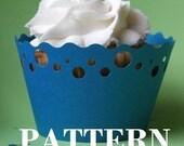 Printable Cupcake Wrappers PDF Pattern