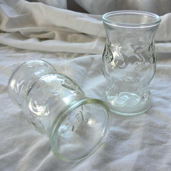 Vintage Juice Glasses 3