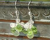 SALE - Garden Party Earrings