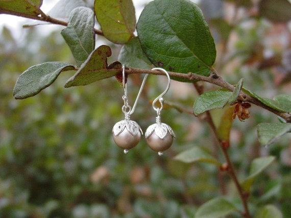 Almond Joy Earrings