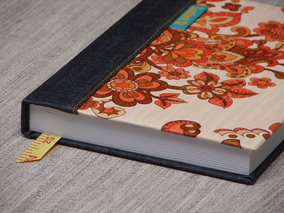 Daily Planner 2009 - Vintage Paisley Wallpaper and Denim