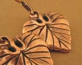 Turning Leaf Earrings