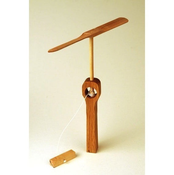 wooden propeller toy 1