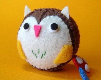 Owl Measuring Tape