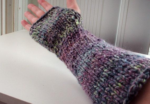 Full Length Handspun Arm Warmers