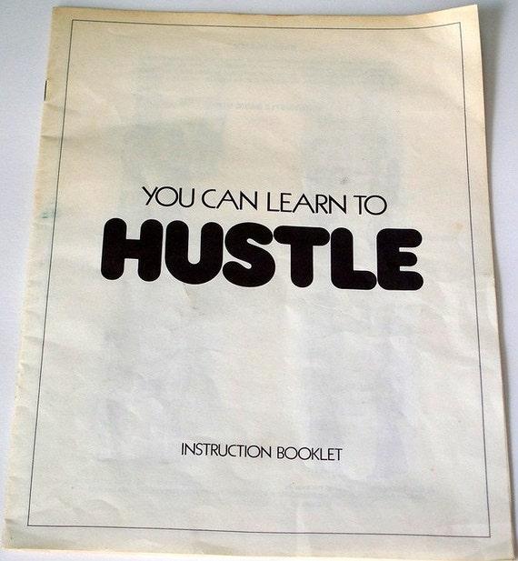 Do The Hustle - Instructional Booklet