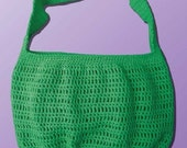 Fresh Air Market Tote Pattern w\/ Diagrams - PDF