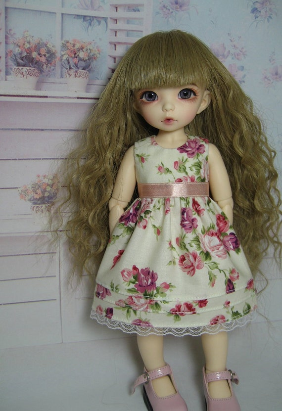 Flowers Dress for Littlefee/YoSD