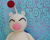 Moogle Plush Doll 13.5inches Tall - large