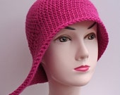PATTERN - Flick Beanie - Free International Shipping