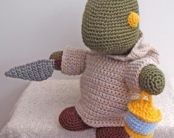 Chocobo crochet - Browse Art - deviantART