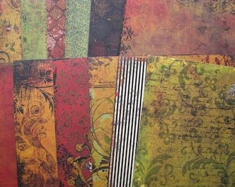 Gypsy Market - 6X6 Paper Pack, 7Gypsies