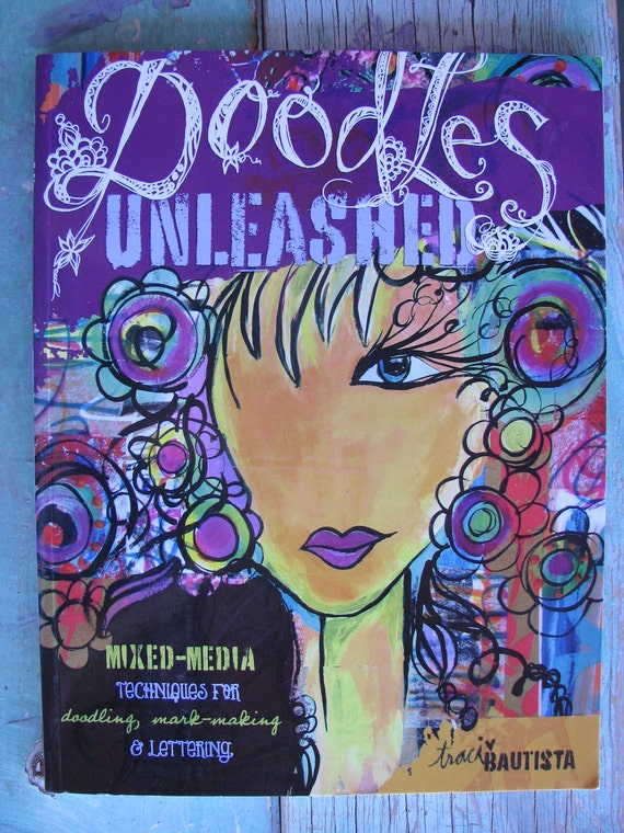 RESERVED for Laurie - Doodles Unleashed by Traci Bautista