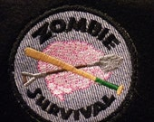Zombie Survival patch/merit badge