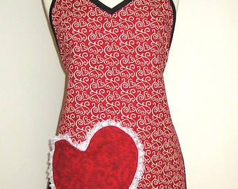 Sale - Love-ly Full Apron