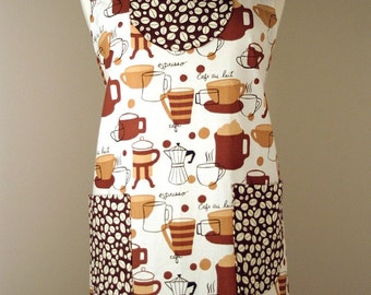 SALE Alex- Barista Full Apron