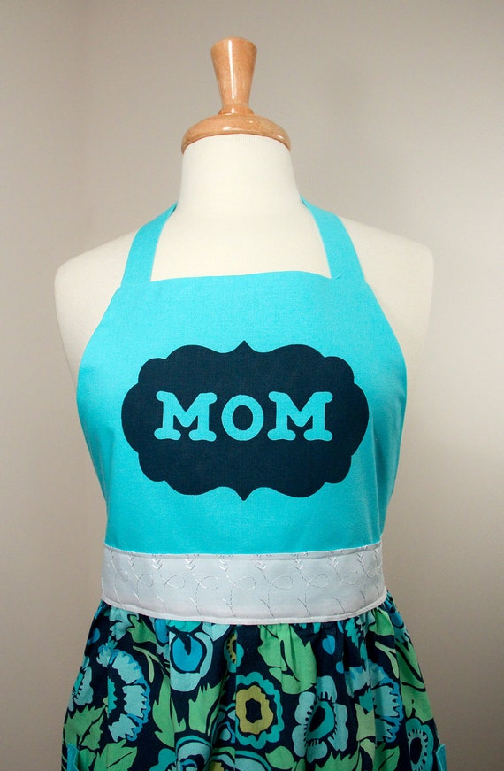 Eleanor - Mother's Day Floral Apron