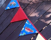 Bunting / Flags / Pennant Strings - Automobiles