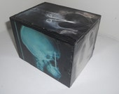 X-ray Treasure Box - OOAK