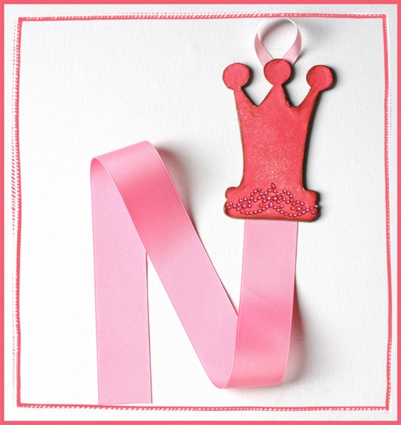Princess Crown Earring Holder Great For Holding All Those Little Earrings