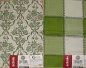 Lime Green Outdoor Newport Pindler Designer Fabric Lot Samples Coordinated Sunbrella Charente Almy