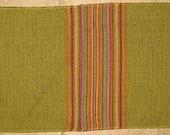 Serape Woven Stripe Gibraltar Pindler Designer Fabric Sample Bright