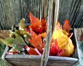 Autumn Leaves Guest Soap