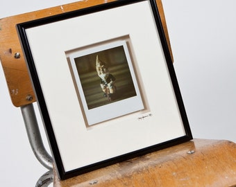 Woody - Framed Original Polaroid print - 1/1