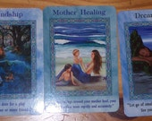 Magical Mermaids and Dolphins Oracle Reading