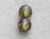 Two Labradorite Series Mini Beads